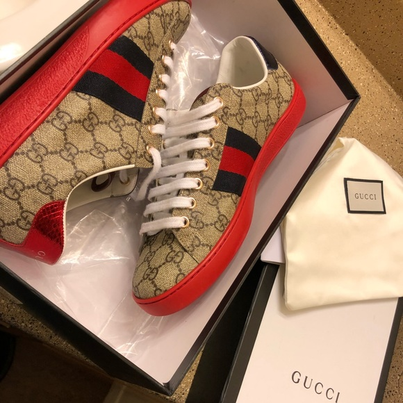 9a924014ac3 Gucci Other - Ace GG supreme sneaker